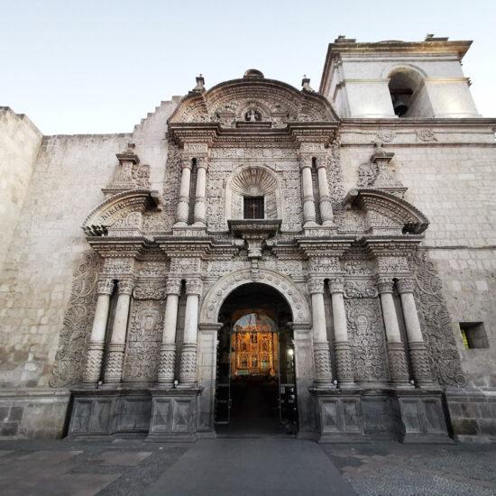 Areguipa-Iglesia