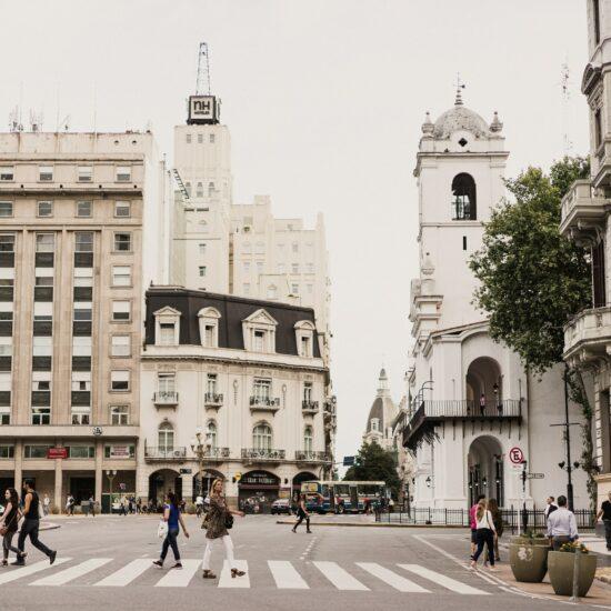 Argentina-Buenos-Aires-Plaza