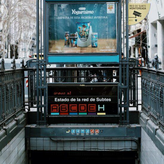 Argentina-Buenos-Aires-SUBTE