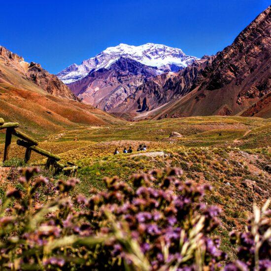 Argentina-Mendoza-Aconcagua