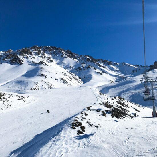 Argentina-Mendoza-Ski