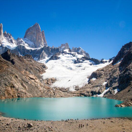 Argentina-Patagonia-EL-Chalten-Lago-de-los-Tres