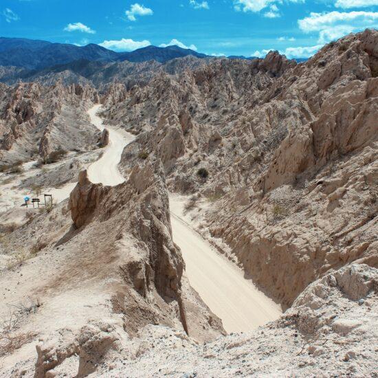 Argentina-Salta-Quebrada