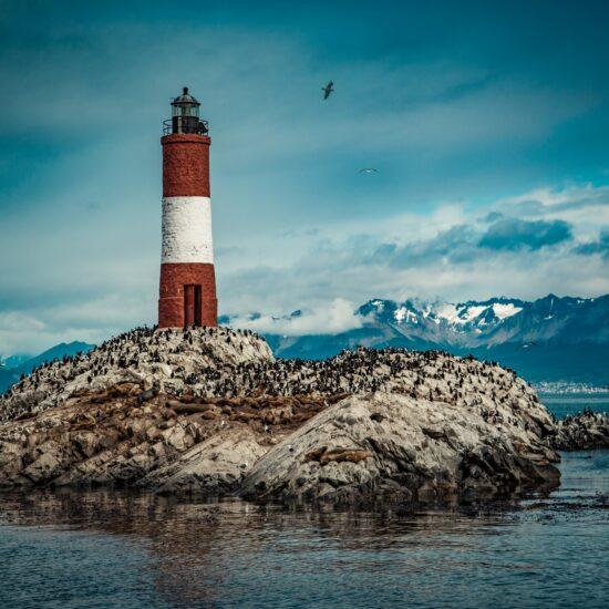 Argentina-Ushuaia-Lighthouse