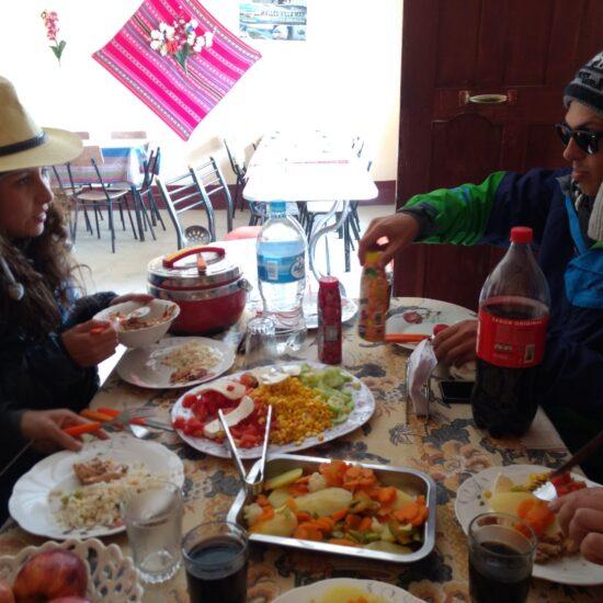 Bolivia-Eduardo-Avaroa-National-Reserve-Lunch