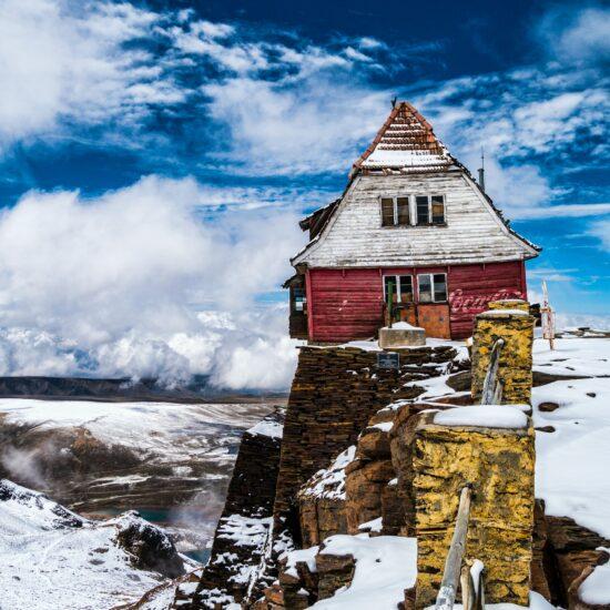 Bolivia-La-Paz-Chacaltaya-Ski-Resort