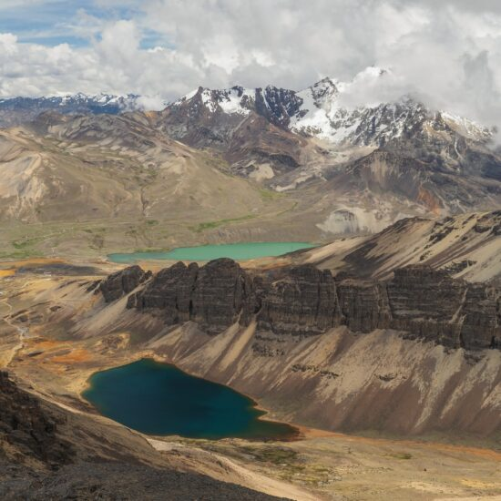 Bolivia-La-Paz-Chacaltaya-Valley