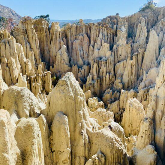 Bolivia-La-Paz-Valle-de-la-Luna-Detail