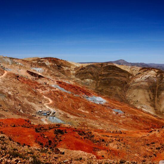 Bolivia-Potosi-Mines