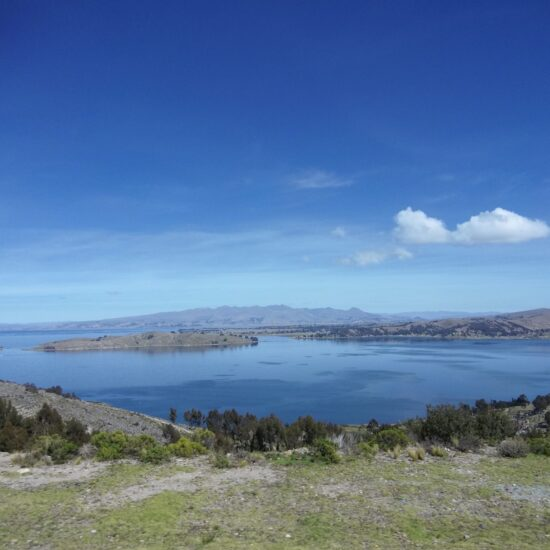 Bolivia-Titicaca-Lake