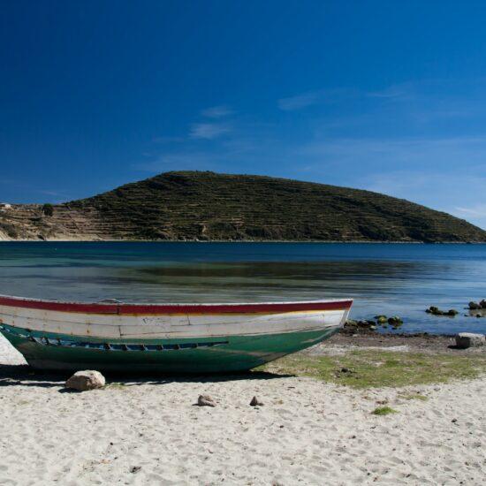 Bolivia-Titicaca-Lake-Beach