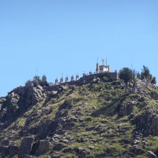 Bolivia-Titicaca-Lake-Copacabana-Calvary