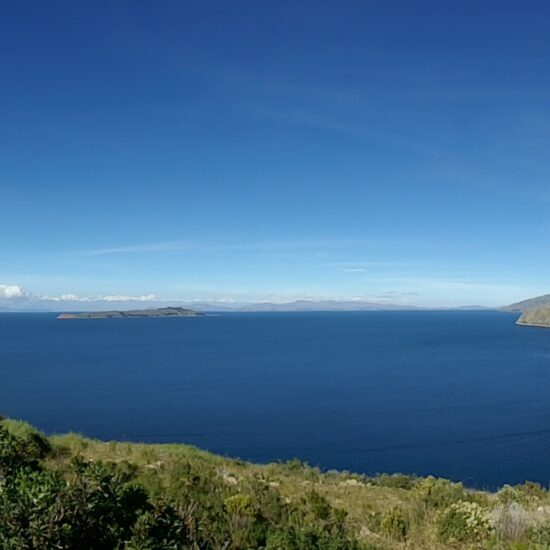 Bolivia-Titicaca-Lake-Isla-del-Sol-View