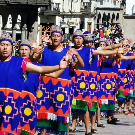 Peru-Cuzco-Inti-Raymi