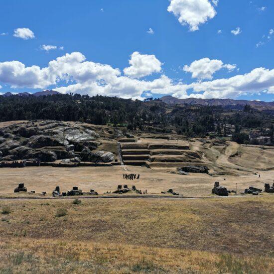Peru-Cuzco-Sacsayhuaman