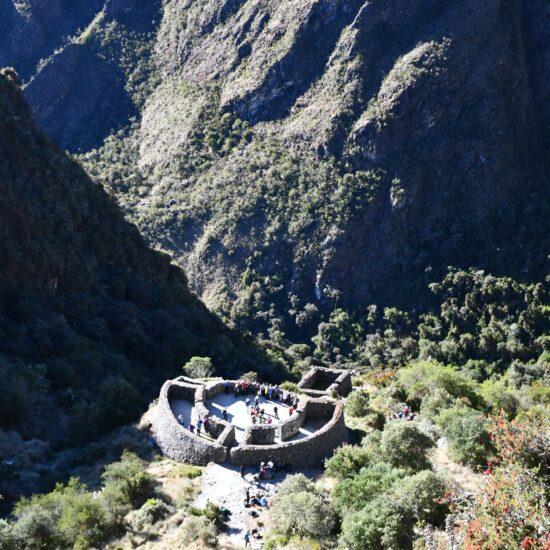 Peru-Inka-Trail-Runkurakay