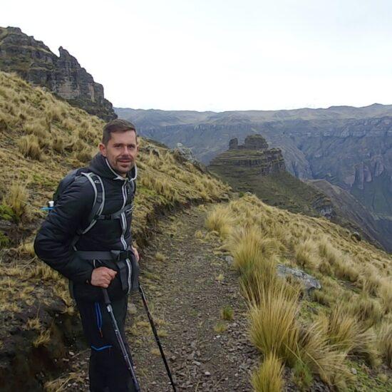 Peru-Wakrapukara