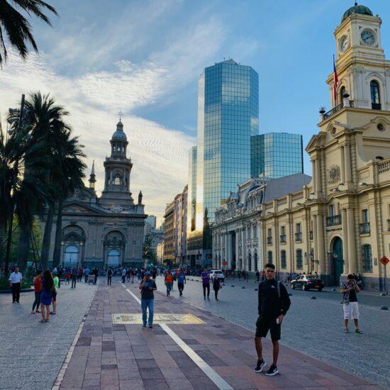 Chile-Santiago-de-Chile-Plaza-de-Armas