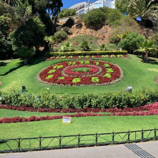 Chile-Vina-del-Mar-Reloj-Flores