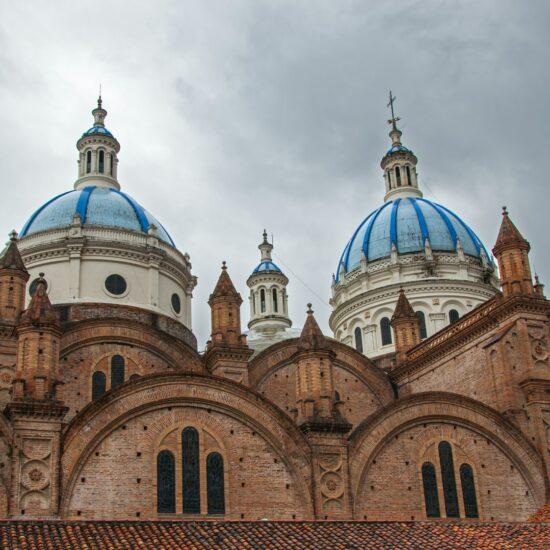 Ekvador-Cuenca-Cathedral
