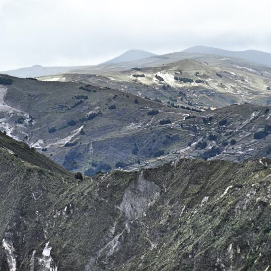 Ekvador-Quilotoa