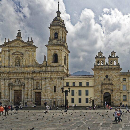 Kolumbie-Bogota