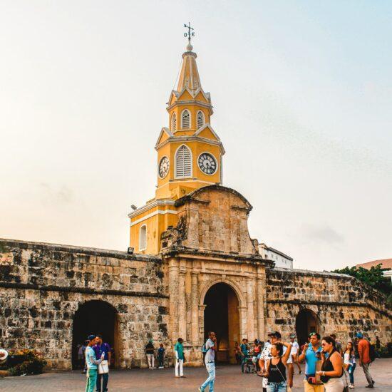 Kolumbie-Cartagena