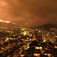 Kolumbie-Medellin