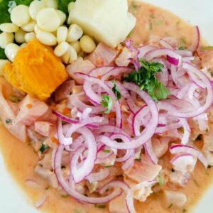 Ceviche-receta